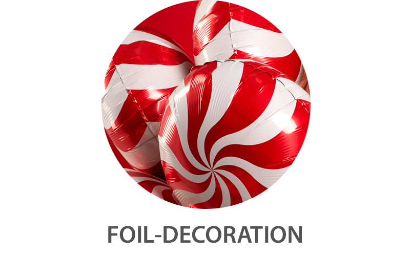 FOIL DECORATION